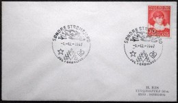 Greenland  Special Cancel Cover 1967 Christmas Postmark SDR. Strømfjord      ( Lot  5970 ) - Greenland
