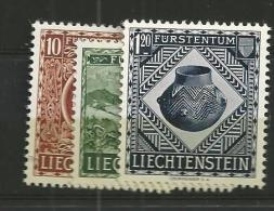 1953 MH,  Liechtenstein - Ungebraucht
