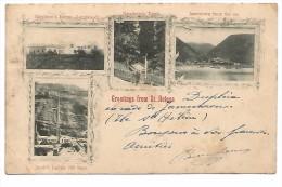 AFD.0017/ Greetings From St. Helena - Napoleon - Saint Helena Island