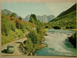 Volvo PV 544, Nordfjord, Norge Norway - Voitures De Tourisme