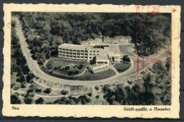 1942 Hungay Pecs Postcard Censor - Hotel Tyrol, Innsbruck - Briefe U. Dokumente