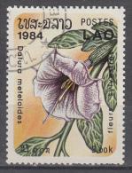 D2754 - Laos Mi.Nr. 747 O/used - Laos