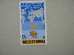 WALLIS ET FUTUNA    P382  * *  JOURNEE MONDIALE DE LA POSTE - Nuovi