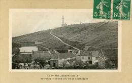 LE PHARE JOSEPH GOULET - VERZENAY -51- GRAND CRU DE CHAMPAGNE - France