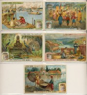 Liebig 1907 Sanguinetti N. 904 Nel Paese Di Annam (Italia) € 8 - Liebig