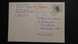 Germany - DDR - 1990 - MI: P 107 II Used - Postal Stationary - Look Scan - [6] República Democrática