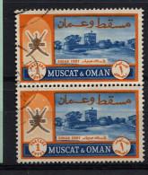 Muscat & Oman  1966,  No. 103 - Oman