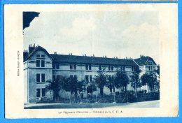W160, 32e Régiment D'Aviation, Bâtiment De La C. O. A., Circulée 1931 - Sin Clasificación
