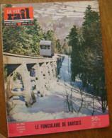 La Vie du Rail n� 484 13 F�vrier 1953 Le Funiculaire de Bar�ges