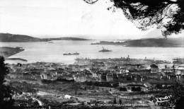 Cpsm 1950, TOULON  Vue Générale Sur La Ville Et La Rade (49.79) - Toulon