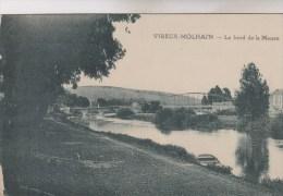 VIREUX MOLHAIN  LE BORD DE LA MEUSE - France