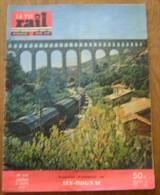 La Vie du Rail n� 536 26 F�vrier 1956 Transport d�Alumine sur Aix Rognac