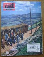 La Vie du Rail n� 349 19 Mai 1952 Chemin de Fer � Cr�maill�re de la RHUNE
