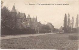 EDEGEM: Vue Générale Des Villas En Face De La Grotte (nr 22) - Edegem