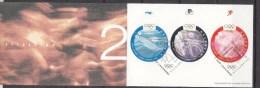 2000             N° 1010 à 1012   OBLITERES   CATALOGUE  ZUMSTEIN - Gebraucht