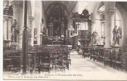 EDEGEM:  Binnenzicht Der Kerk - Edegem