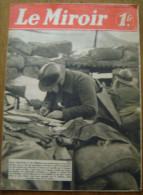 Le Miroir n� 28 10 Mars 1940