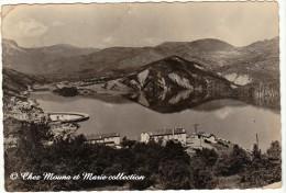 LE BARRAGE DE CASTILLON - LE LAC VERS CASTELLANE - CPSM - Castellane