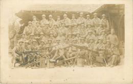 Militaria - Guerre 1914-18 - Régiments - 154ème Régiment D´Infanterie - Bar Le Duc - Lerouville -Mitrailleuses Hotchkiss - Guerre 1914-18