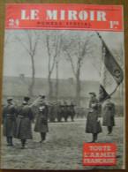 Le Miroir n� 22 Sp�cial 22 Janvier 1940 Toute l'Arm�e Fran�aise