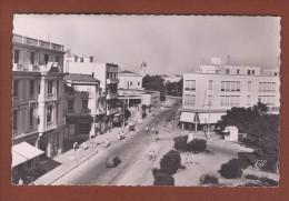 1 Cpa Bizerte Place Madon - Tunesien