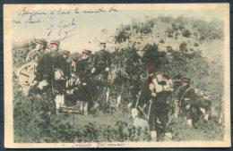 Japan Russia, Russo Japanese War Postcard - Militaria