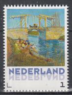 Nederland - Vincent Van Gogh - Uitgiftedatum 5 Januari 2015 - Stad En Dorp - Brug Te Arles (Pont De Langlois) - MNH - Netherlands
