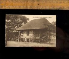 LIKUNA ZAMBIE Afrique Zambia Africa : Zambèze Maison Missionnaire - Zambia