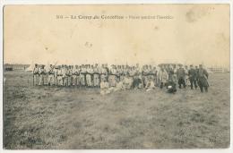 45 - Le Camp De Cercottes - Pause Pendant L'exercice (Animée - Militaria) - 1908 - Non Classés