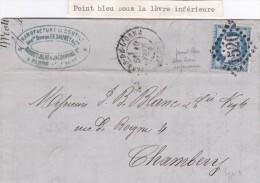 LAC     GC   1520    FLERS DE L´ORNE  (59 )  ORNE    - REF 8133 -Variété - Marcophily (detached Stamps)