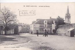 Au - SUCE (44) - Le Haut Du Bourg (Lemasson Couvreur Débitant, Cycliste) - Francia