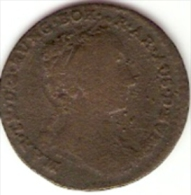 Pays-bas Autrichien - 1 Liard Oord  1744 - Maria Theresa - Oostenrijkse Nederlanden - Austrian Netherlands - KM1 - Belgique