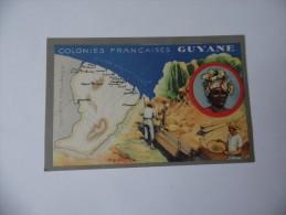 Cpa  Colonies Françaises  Guyane - France