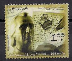 Litauen  (2014)  Mi.Nr.  1149  gest. / used  (ea56)