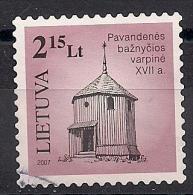 Litauen  (2007)  Mi.Nr.  948  gest. / used  (ea61)