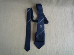 Cravate François De Reix ENAC Ecole Nationale De L´Aviation Civile. Voir Photos. - Cravates