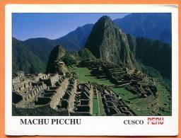 2006. - PERU.  - nice stamp and postmark