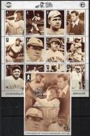 Guyana 1995 SC 2915-2916 MNH Babe Ruth Baseball - Guyana (1966-...)