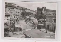 CROATIA  RIJEKA FIUME  Nice Postcard - Croatia
