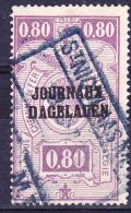 Belgien Belgium Belgique - Zeitungsmarke 1929 (OBP DA24A) - Gest. Used Obl. - Newspaper