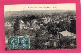 72 Sarthe Robinson Vue Générale, Ed E. Malcuit Paris - Autres Communes