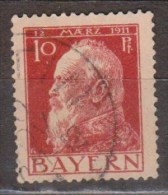 IMPERIO. BAYERN. USADO - USED. - Ocupación 1914 – 18