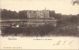 BORNEM: Le Château Et Le Vieil Escaut - Bornem