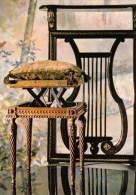 14 - Saint-Pierre-sur-Dives - Musée Du Moblier Miniature & Chef D'oeuvre De Maitrise - Chateau De Vendeuvre. Tabouret... - Autres Communes
