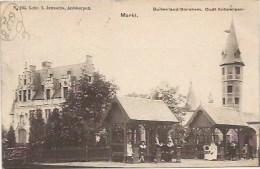 BORNEM: Buitenland - Oudt Antwerpen Markt - Bornem