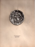 Tetradrachme De Rhodes (394 AV JC) - Publicité Médicale - Specimen