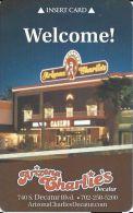 Arizona Charlie´s Casino Decatur Hotel Room Key Card - Hotel Keycards