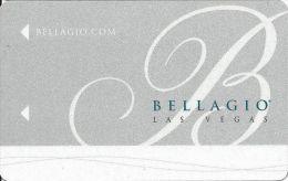 Bellagio Casino Las Vegas Hotel Room Key Card - Hotel Keycards