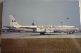 B 707 323B   LIGNE AERIENNE SEYCHELLES   S7 LAS - 1946-....: Ere Moderne