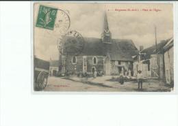 BAIGNEAUX Place De L'eglise - France